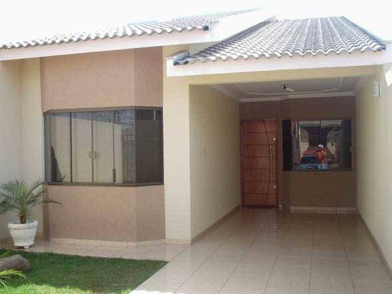 Modelos de casas pequenas para construir 012 casas for Modelos de patios de casas pequenas