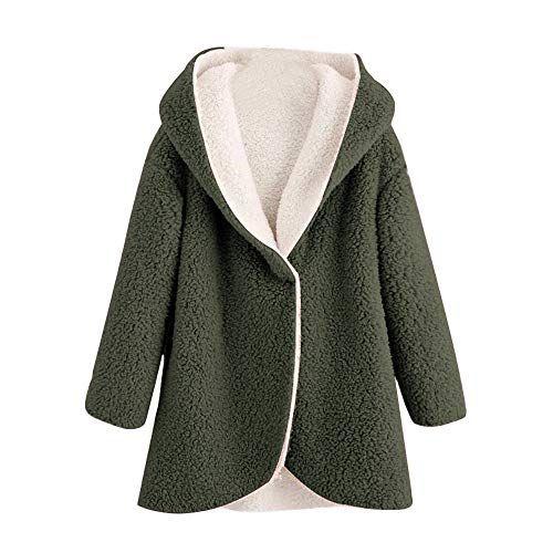 XQS Mens Wool Blend Pea Coat Windproof Thick Winter Warm Jackets