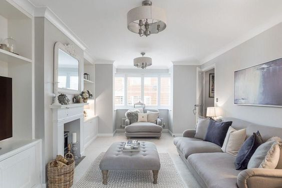 I Want A Scandinavian Living Room Small Space And Low Budget Maybe I Can Try These Minimalist Glam Living Room Neutral Living Room Design Neutral Living Room Living room ideas new build