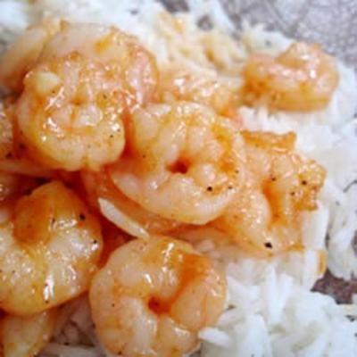 Garlicky Appetizer Shrimp Scampi