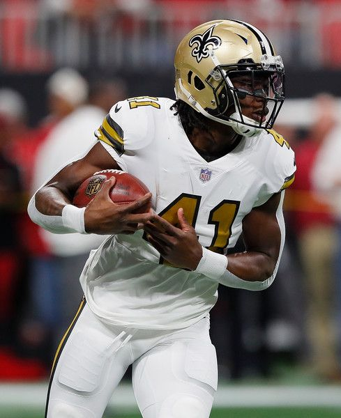 Alvin Kamara Photos Photos New Orleans Saints V Atlanta