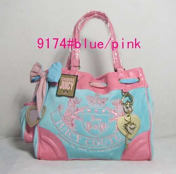 Juicy Couture purses