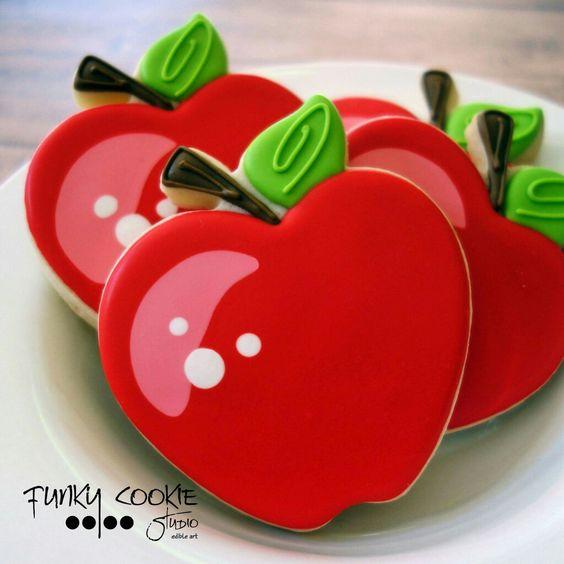 Jill FCS: Apples.