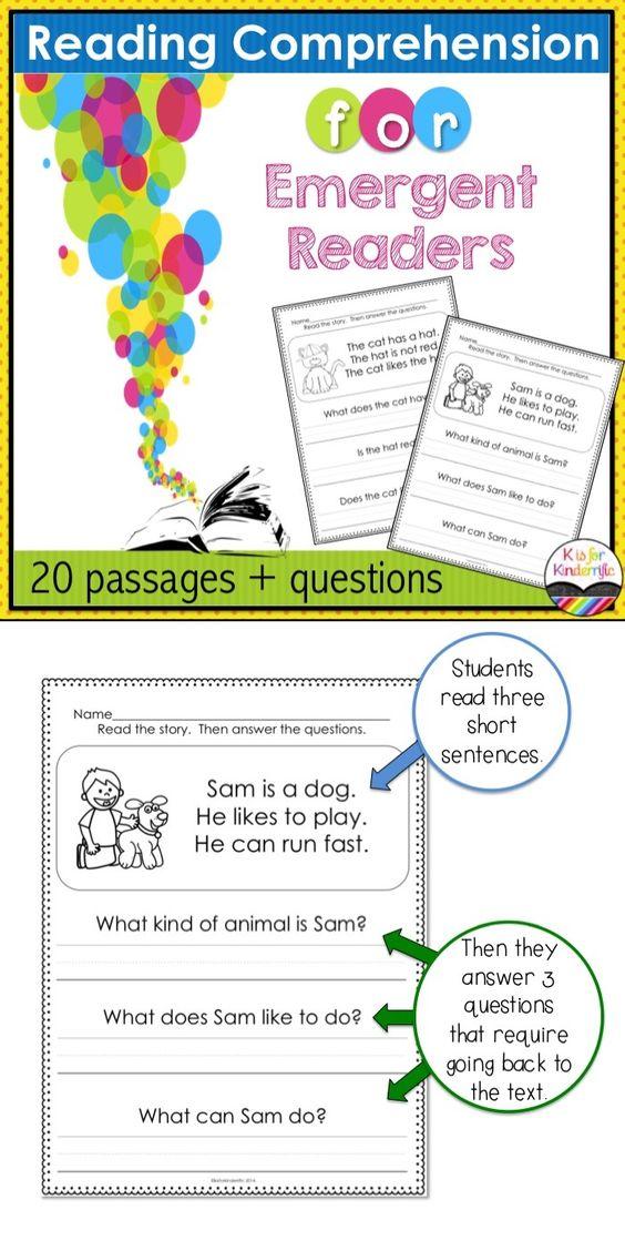 5 Stages of Literacy Development in Children