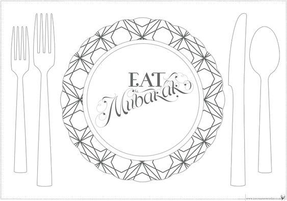 Eid 2015 Bumper Freebie Edition Printables And Templates Eid Ramadan Printables Card Embellishments