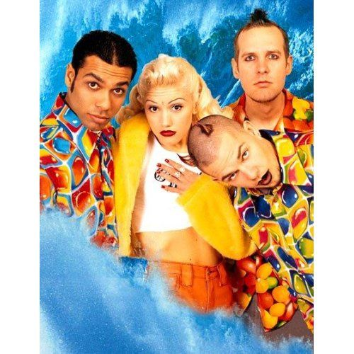 No Doubt – Excuse Me Mr. (single cover art)