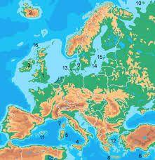 inseln europas karte - Google-Suche