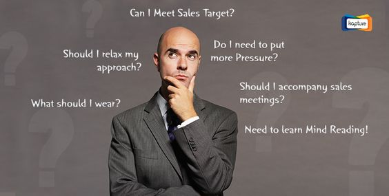 The sales management could be described as a series of decisions, where any single decision may determine your final sales outcome