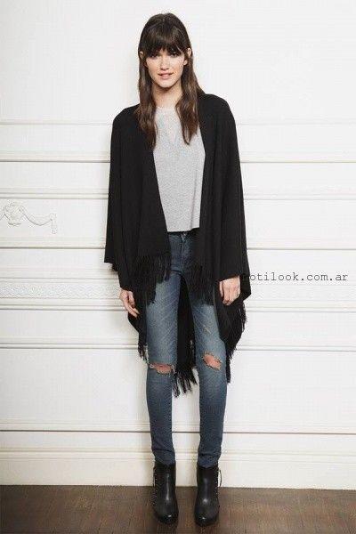 Look casual con Jeans otoño invierno 2016 by Ayres