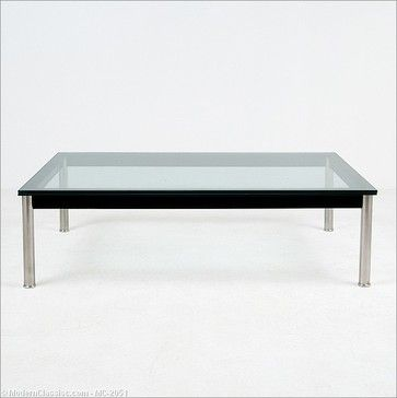 Le Corbusier: Coffee Table Reproduction modern coffee tables