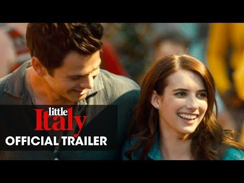 New On Dvd And Blu Ray Little Italy 2018 Starring Emma Roberts