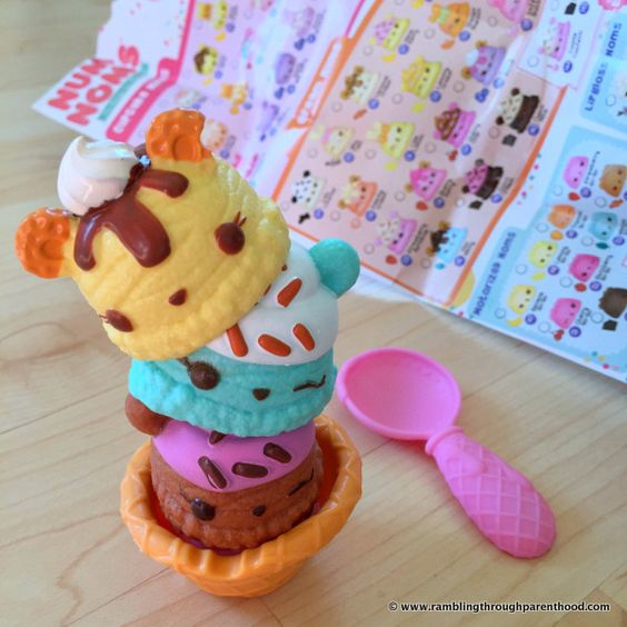 The Num Noms have arrived in the UK! Create your own recipe for mischief with these cute, scented collectibles: