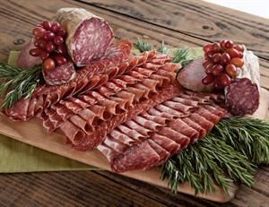 meat platter for Easter