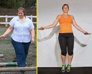 Recetas para Rebajar de Peso: Una mujer dejo el dulce y bajo 125 libras
