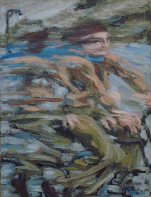 EBRU DUVENCI 2004 PAINTINGS