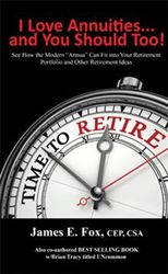 Find Photos Of James E. Fox's New Book Shows Readers How to Enjoy Retirement Process And Much More At RachelMDLong.com