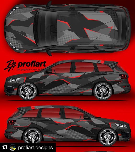 #Repost @profiart.designs・・・Hi there!Few years ago I made this livery for one wrap competition but didn't win. It happens.But now I found a customer who liked! He have an Audi Q7, which I used for sketching from the beginning. I just needed to finish whole picture, not only the side, as it was.So here is a refreshed urban camo livery! And soon it will be alive ;)Special thanks to Igor @skinhunters for this awesome custom made detailed template of the car! Check his profile to see more awesome ca