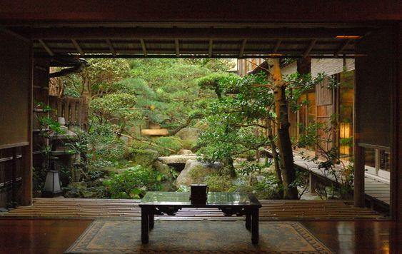 Các yếu tố để thiết kế sân vườn biệt thự kiểu Nhật