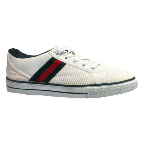 Gucci tennis shoe (circa 1980)