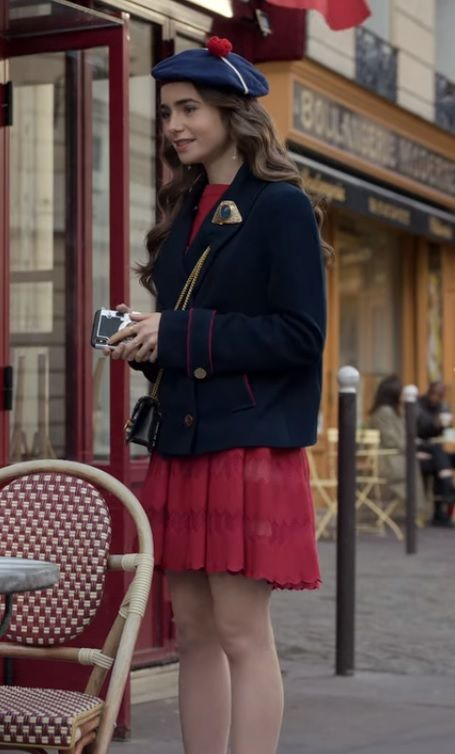 Fashion Pieces To Live Out Your Emily In Paris Dreams