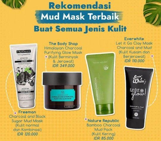 Skincare The Body Shop Untuk Kulit Berminyak Dan Berjerawat
