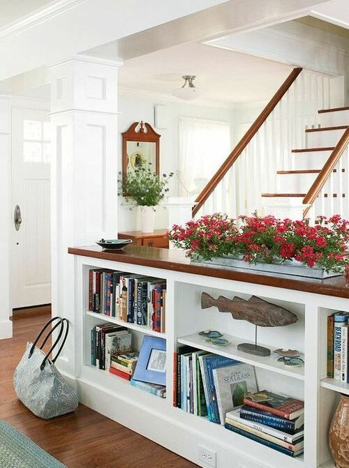 One Of The Furniture That You Can Have Is A Decorative Cabinet Decorative Closets Have A Range Of Feat Half Wall Room Divider Living Room Kitchen Low Bookcase