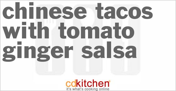 Made with ground beef, hoisin sauce, water, soy sauce, ground red pepper, taco shells, sesame seeds, Napa (Chinese) cabbage, carrot,…
