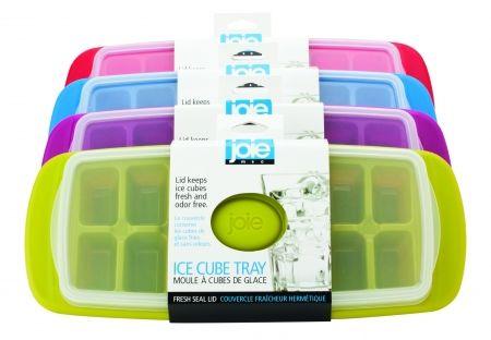 Howards Storage World | Ice Cube Trays with Lid #howardsstorage #christmaswishlist