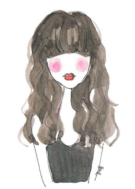 Noomie Doodles  #illustration