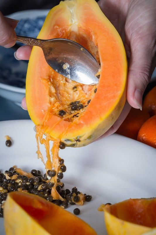 como utilizar las semillas de papaya para desparasitar