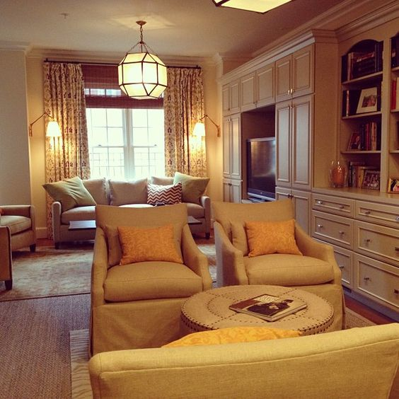 Family Room With Tv: Pinterest • The World's Catalog Of Ideas