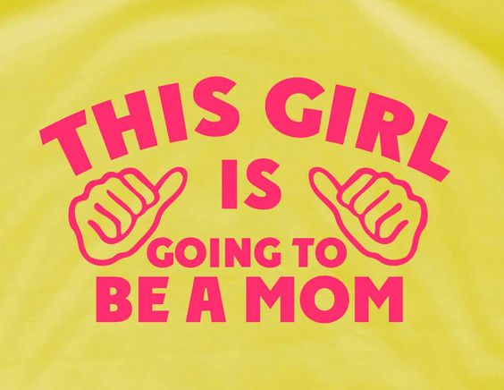 Sooooo cute!!!!!           This girl is going to be a Mom Mommy gift  Mothers Day by lptshirt, $14.95