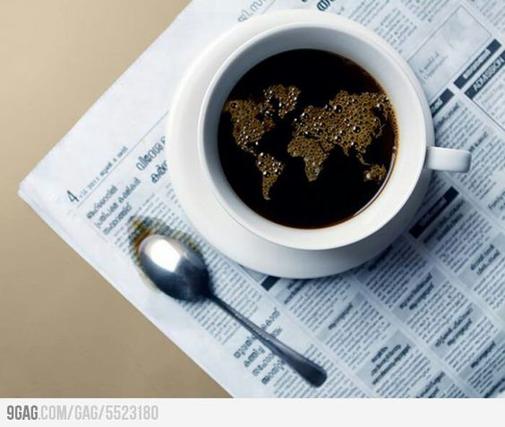 This is the kind of coffee i want to have