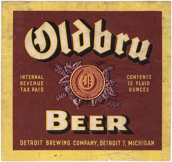 Oldbru Beer by All Over Beer Photography, via Flickr