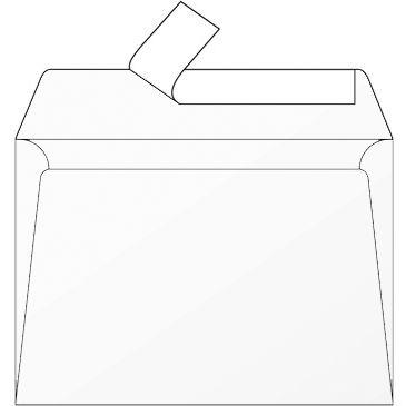 Enveloppe blanche C6 Pollen Clairefontaine 120 gr 5 unités #enveloppeblanche #enveloppecouleur #enveloppepollen #enveloppefairepart