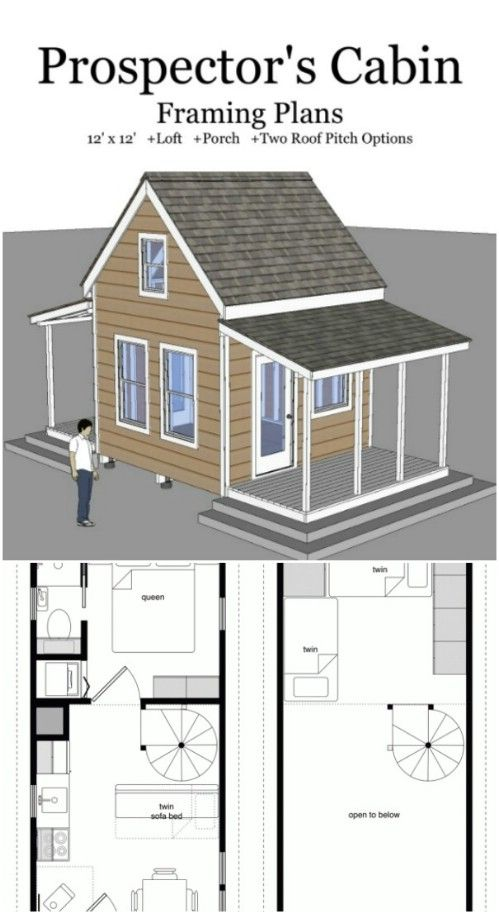 17 Do It Yourself Tiny Houses With Free Or Low Cost Plans Tiny House Prices Tiny House Plans Tiny Home Cost