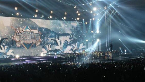 KBS Music Festival reúne principais artistas do ano