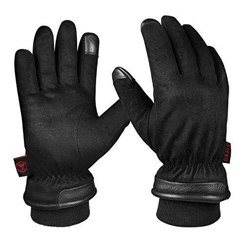 Work Gloves Waterproof Winter Glove For Hands Warm Driving Motorcycle Snow Skiing Chores Kareldiveni Amerikapaketim Amerika Eldiven Erkek Giyim Urunler