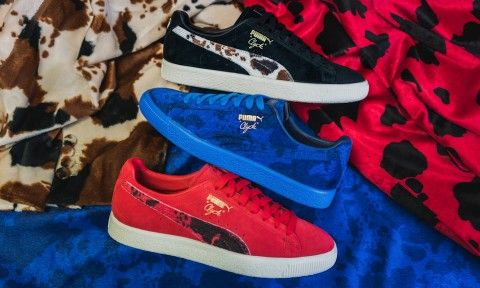 The Puma California Makes An Iconic Return To The Streets Puma Sneakers Suede Puma Suede Outfit Puma Suede