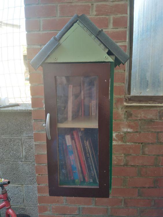 Boîte à livres Quaregnon 5