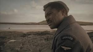 David Oyelowo-Loved him in this, Small Island: his line about the mother country of England being so big she does not know where her own children are still gets me.
