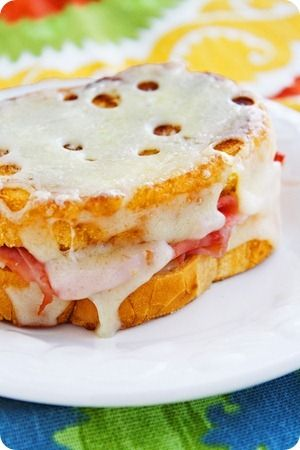 Croque Monsieur/Madame @Comfort of Cooking