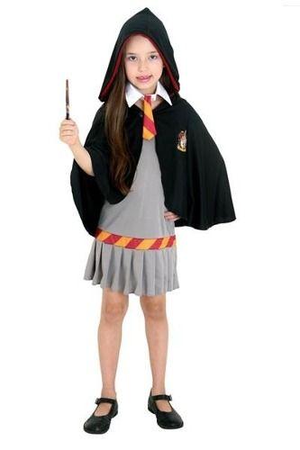 Fantasia Uniforme Personalizada Hermione Harry Potter - en MercadoLibre