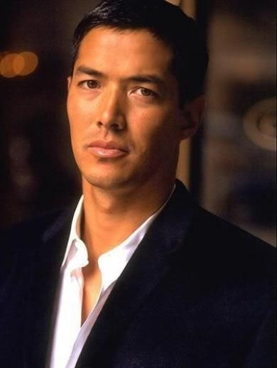 Russell Wong from his Joy Luck Club and Romeo Must Die days.