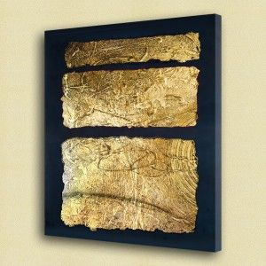 Feuilles d 39 or gold pinterest - Feuille d or decoration ...