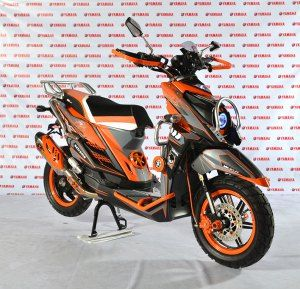 Top x ride modifikasi