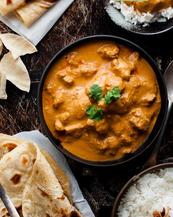 11. Butter Chicken - The 16 Best Chicken Recipes You Need To Follow_11