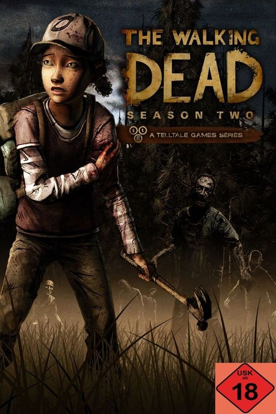 The Walking Dead  Season 2 Komplett Steam PC