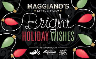 maggiano's father's day menu