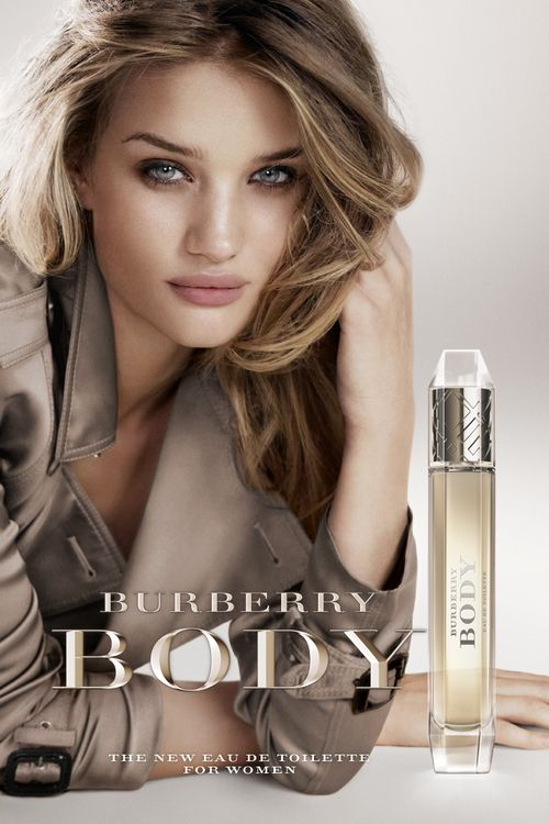 Burberry: Body Eau de Toilette Fragrance Commercial  Song: Rosé (Unplugged at Abbey Road for Burberry Body) by The Feeling  Model: Rosie Huntington-Whiteley